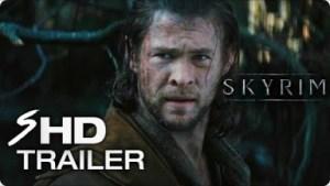 Video: Skyrim (2018) - Movie Teaser Trailer – Chris Hemsworth, Sam Worthington